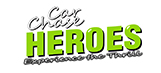New Car Chase Heroes Logo