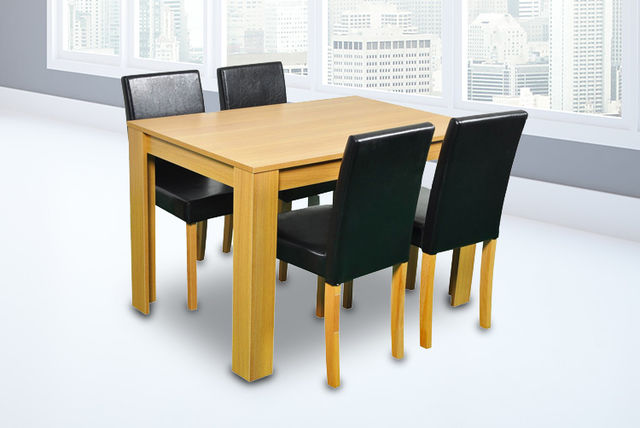 Prime Dining Table 4 Chairs Shopping Livingsocial Andrewgaddart Wooden Chair Designs For Living Room Andrewgaddartcom