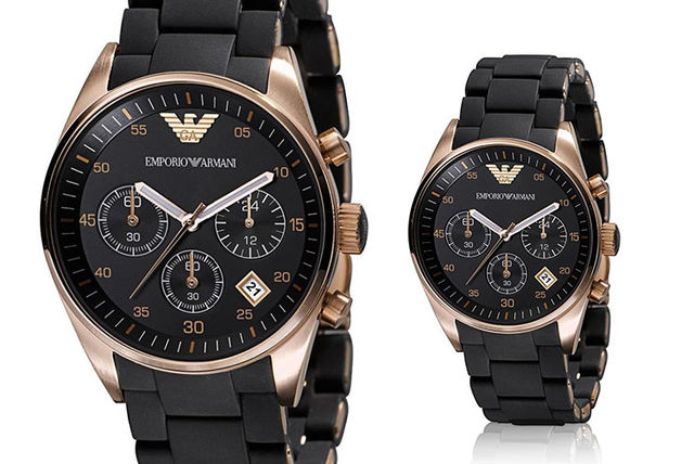 €119 instead of €444.22 (from Cheap Designer Watches) for an Armani AR5905  watch saving you 73% 596bd990a09