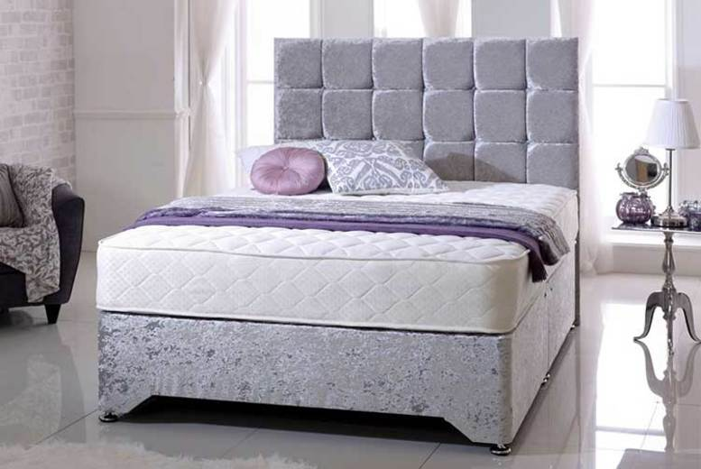 From £60 instead of £279.01 (from Komfet) for a quilted open coil mattress - choose from five sizes and save up to 78%