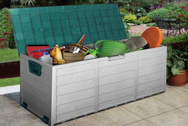 Xl Garden Storage Box Shopping Livingsocial