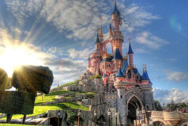 4 Disneyland Paris Escape London Livingsocial