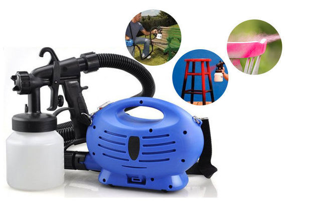 b8f7d314fbc4 £18.99 instead of £69.99 for an electric paint sprayer from Direct2Public  Ltd - save 73%