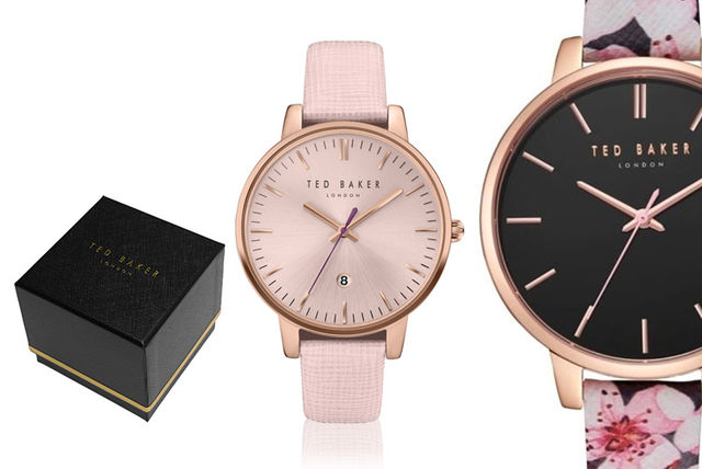 8cce12ec5 Ladies  Ted Baker Watches