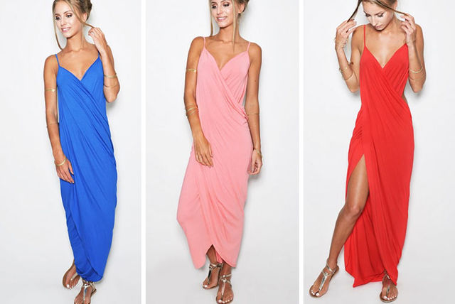 338acff0cc644 Wraparound Beach Dress | Dresses deals in Shopping | LivingSocial
