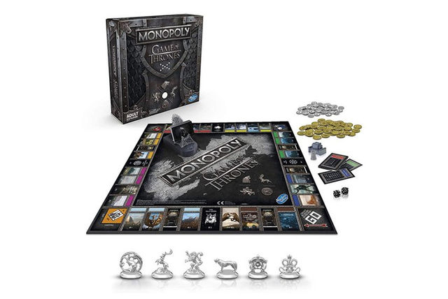 Limited Edition GoT Monopoly   Toys deals in Manchester