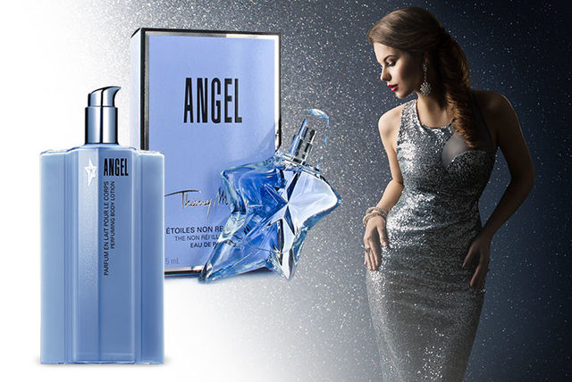 Thierry Mugler Angel Set Shopping Livingsocial