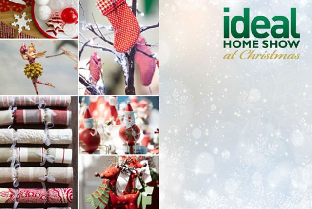2 xmas ideal home show tkts event city manchester manchester