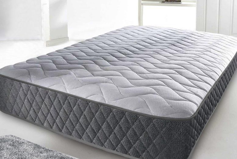From £129 for a small single & single, small double (£169), double (£179) or king (£219) cool-blue pocket sprung mattress from 3000 pocket spring memory foam mattress - save up to 87%