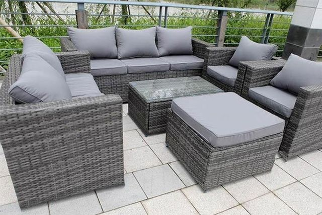 rattan furniture hot uk deals