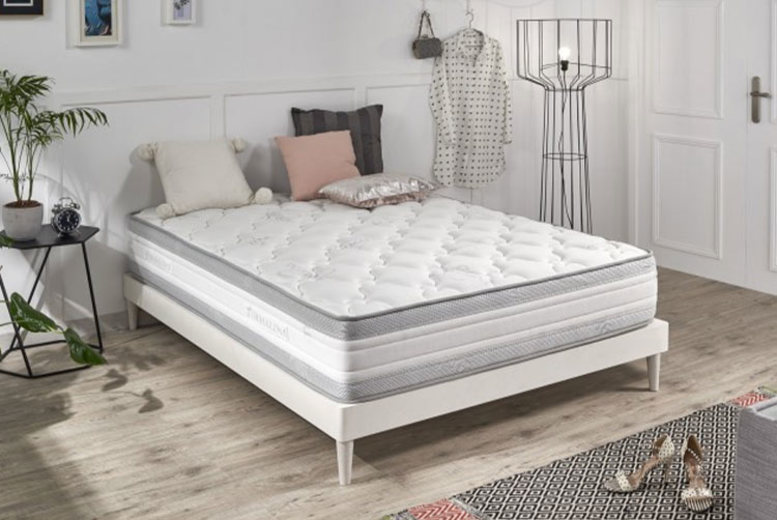 Pocket Sprung Visco Gel Mattress – 4 Sizes! (£169)
