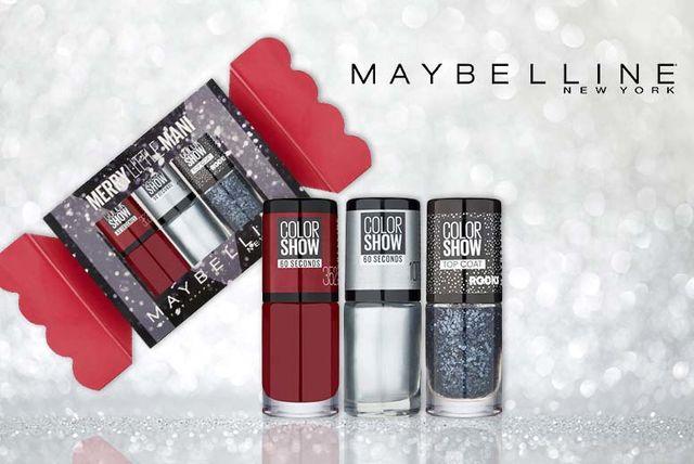Maybelline Merry Little Mani Gift Set | Shopping | LivingSocial