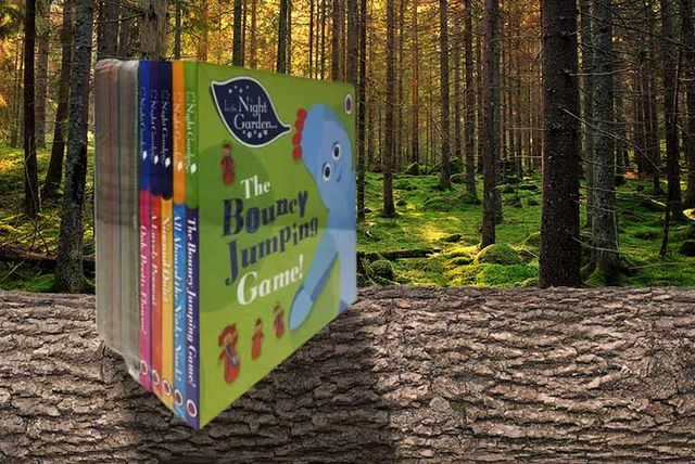 785cfc6a8 In The Night Garden 10 Book Collection | Kids & baby deals in ...
