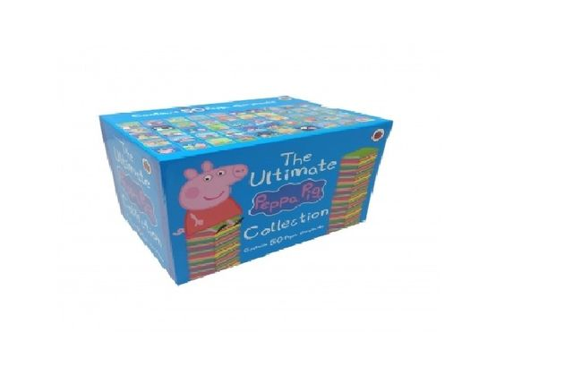 Ultimate Peppa Pig Book Collection | Kids & baby deals in
