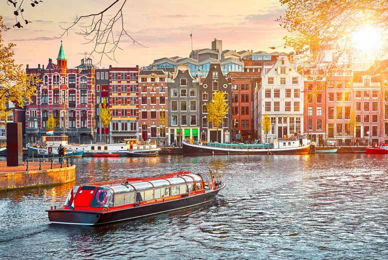 From £89pp (from Weekender Breaks) for a two night Amsterdam break with return flights, or from £149pp for a three-night stay - save up to 35%
