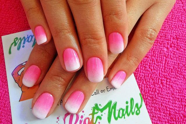 Shellac Manicure Or Mirror Nails Fitzrovia
