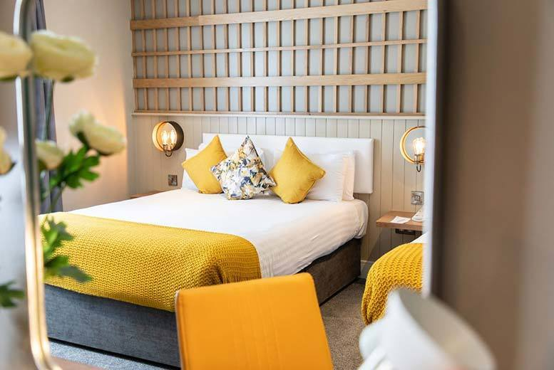 £69 (at 4* Hotel Doolin, Co. Clare) for an overnight stay including breakfast, welcome craft ale, dining credit and late-check out, £129 for two-nights - save up to 38%
