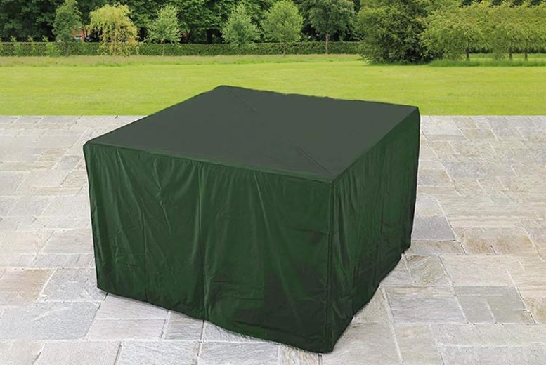 Rattan Furniture Waterproof Outdoor Cover – 2 Size Options! (£9.99)