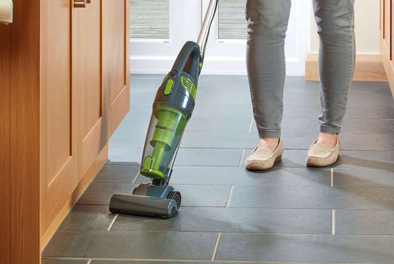 £29.99 instead of £59.99 (from CJ Offers) for Maxi Vac 800W stick vacuum - save 50%