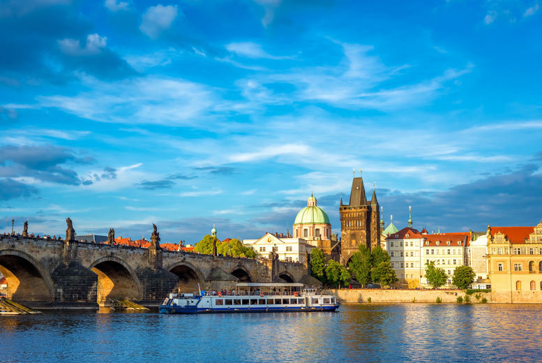From £69pp (from Weekender Breaks) for a two-night Prague city break with return flights, from £99pp for three nights or from £119pp for four nights - save up to 23%