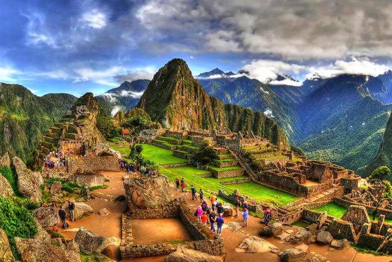Buy £649pp (from Inkayni Peru Tours) for a seven-day Andean Experience tour with selected meals, transfers, visits to Machu Picchu, Ollantayambo salt mines and animal sanctuary - save up to 54% at £649.00 from Living Social