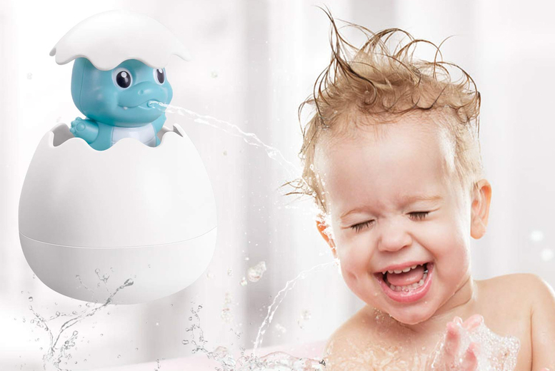 £5.99 instead of £18 (from Whogottheplan) for a water spray dinosaur egg - save 72%