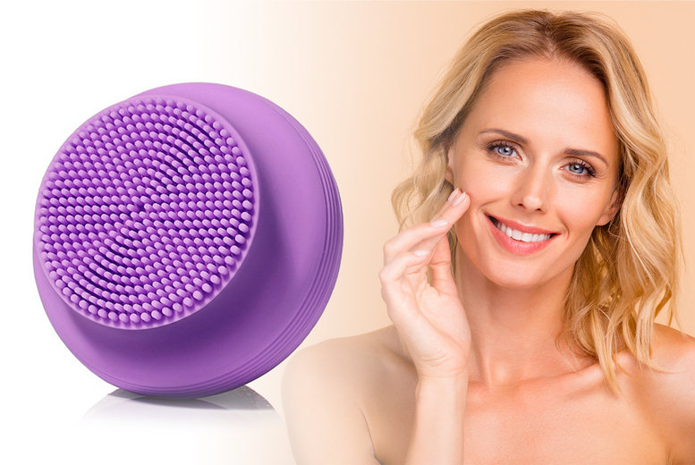 ?7.99 (from AMS Global) for a USB rechargeable silicone facial cleanser