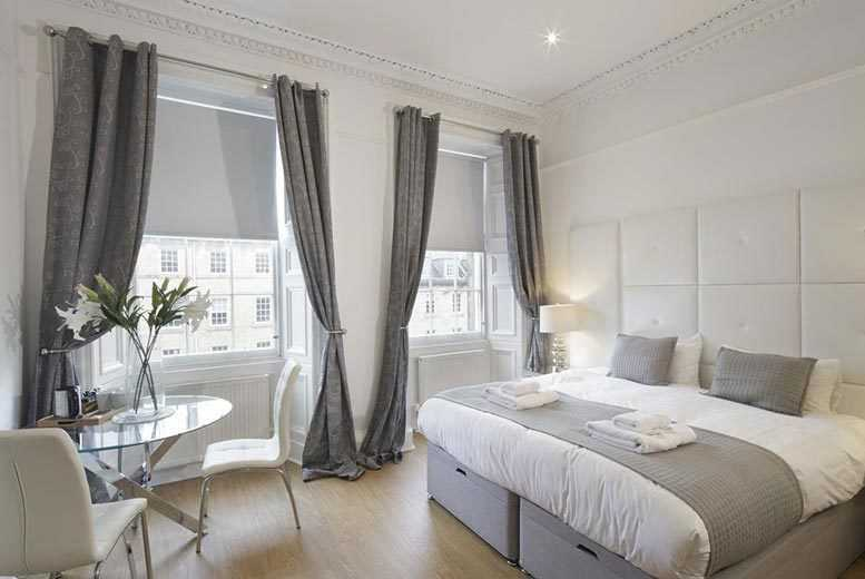From £59 (Hanover 71 Suite, Edinburgh) for an overnight stay in a junior suite for two people, from £89 for a deluxe suite - save up to 46%