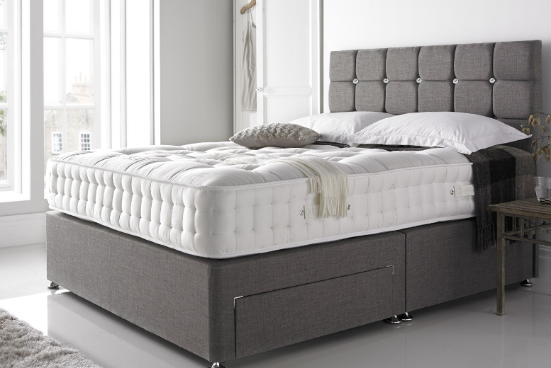 Image of From £199 for a superior high quality 3000 memory pocket sprung mattress, nimbus special from Mattress Haven - save up to 78%