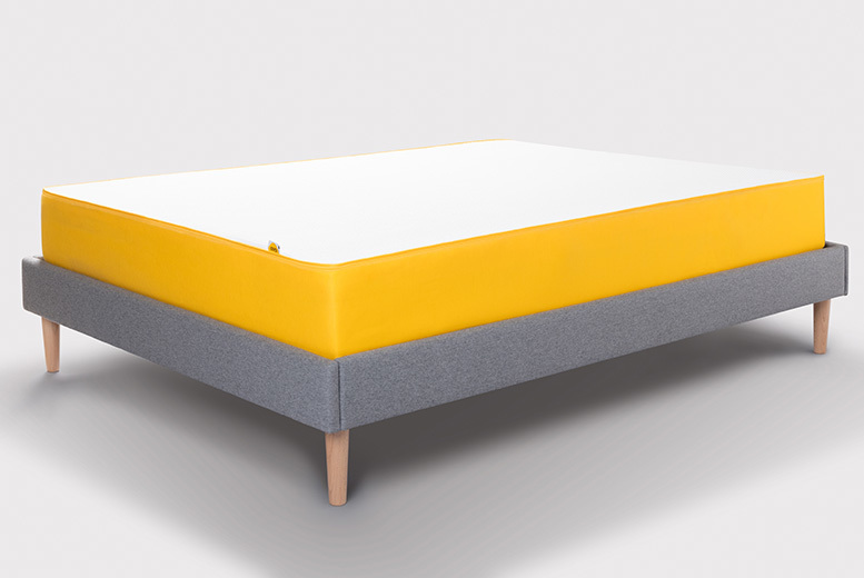 eve™ Rejuvenated Memory Foam Mattress (£179)