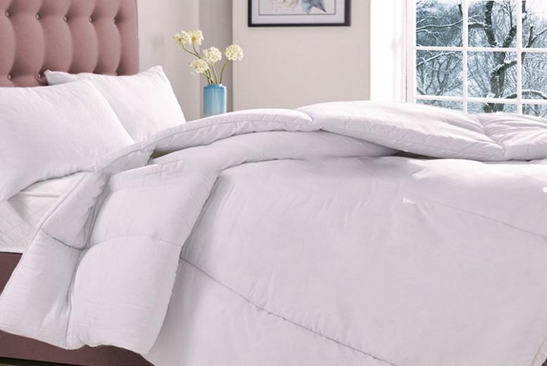 16.5 Tog Winter Warmer Duvet – 4 Options! (£12)
