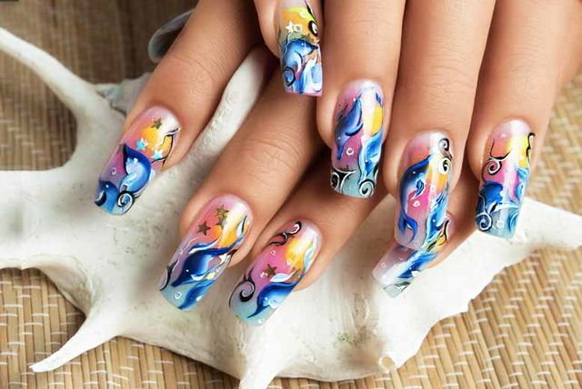 Online Nail Art Business Diploma Shopping Livingsocial