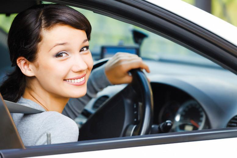 Image of £18 instead of £120 for four hours of driving lessons in Nottingham from In The Right Lane - get on the road and save 85%