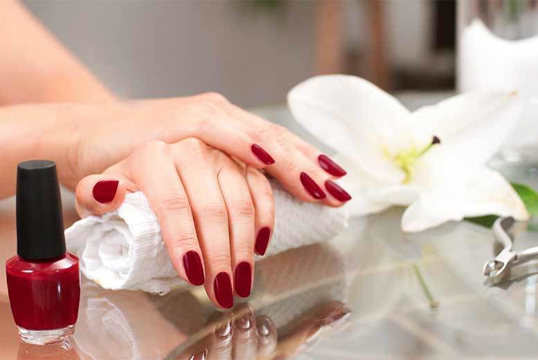 Image of £14 instead of £199.99 for a UV Gel online course, an Acrylic Nails online course or an Advanced Nail Technician online course, or £24 for a bundle including all three from Beauty Training Centre - save up to 93%