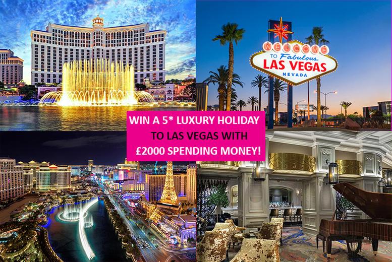 Win A 5nt 5 Las Vegas Escape Escapes Livingsocial