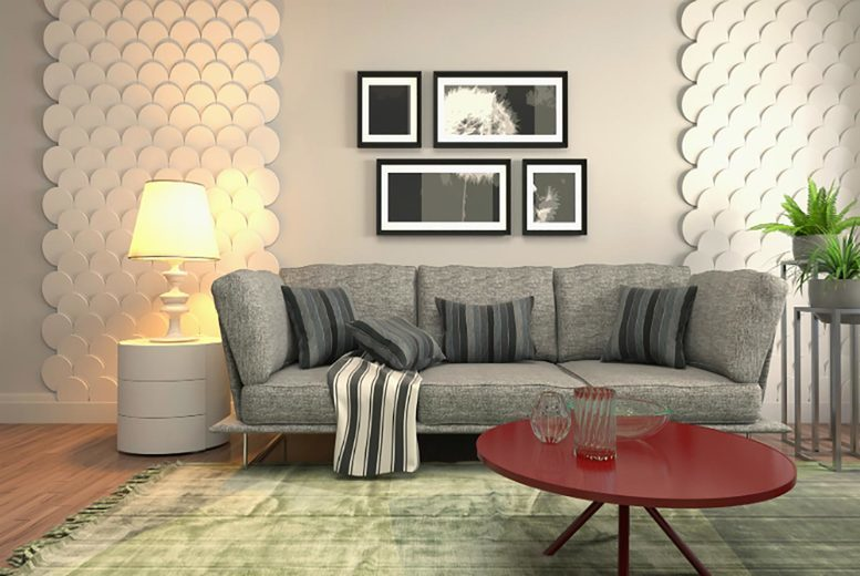 Image of £12 instead of £321 for an online interior design and home decorating course from Alpha Academy - save 96%