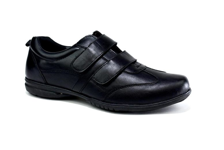 Image of £11.99 (from Shoe Fest) for a pair of men's double strap shoes