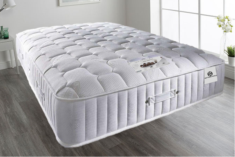 Image of From £239 for a royal supreme 4000 pocket sprung memory foam mattress from Mattress Haven - save up to 57%