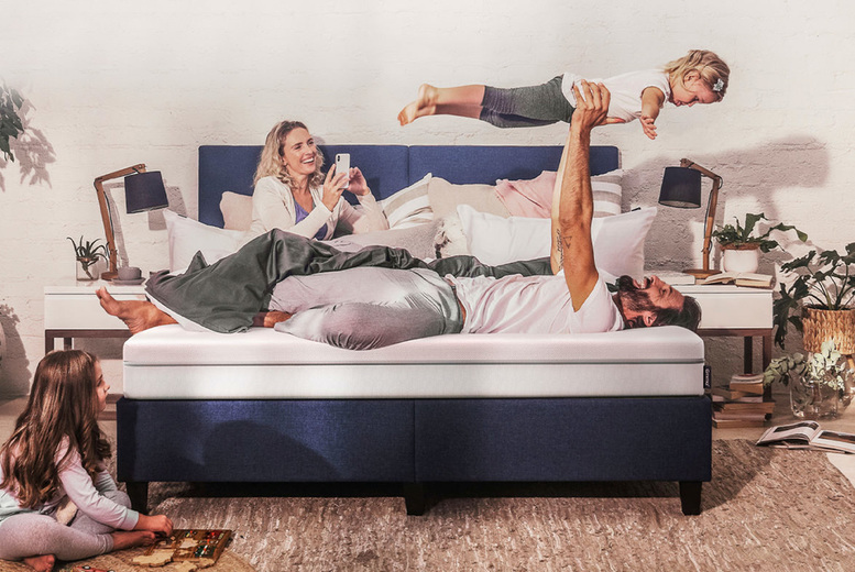 Image of From £149 instead of £318 for an Emma Essential mattress in single, double, king or super king - save up to 53%