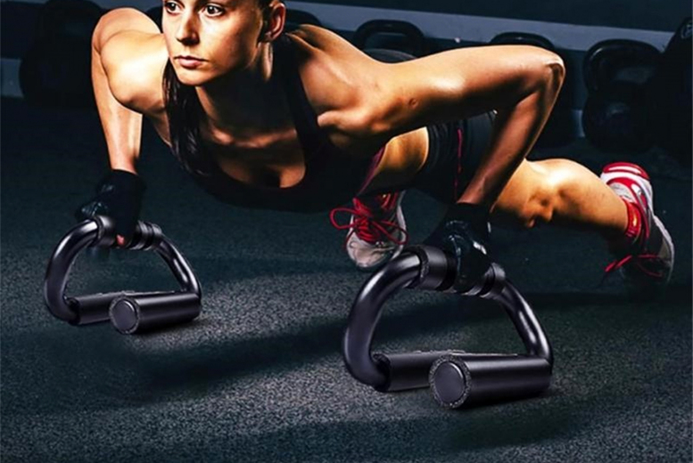 ?9.99 (from CN Direct Biz) for a pair of push-up bars