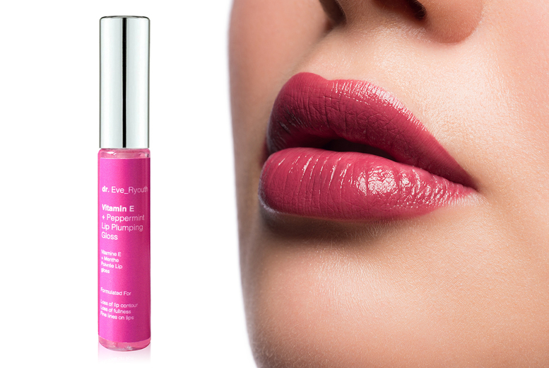 ?7.99 instead of ?37.01 (from Dr. Eve_Ryouth) for an 8ml vitamin E and peppermint lip-plumping gloss - save 78%