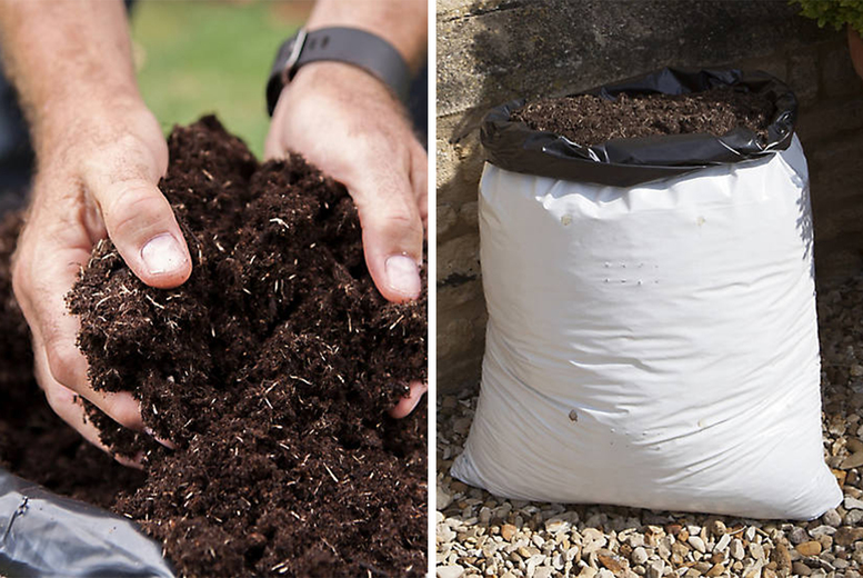 Image of From £6.99 instead of £8.99 for a bag of premium professional compost from Blooming Direct - save 22%