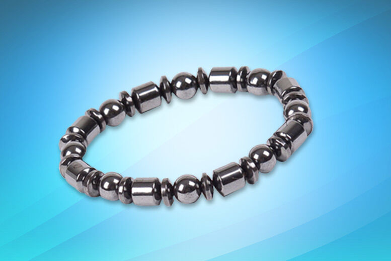 Image of £4.99 for a Magnetic Therapy 'Wellbeing' Bracelet from London Exchain Store