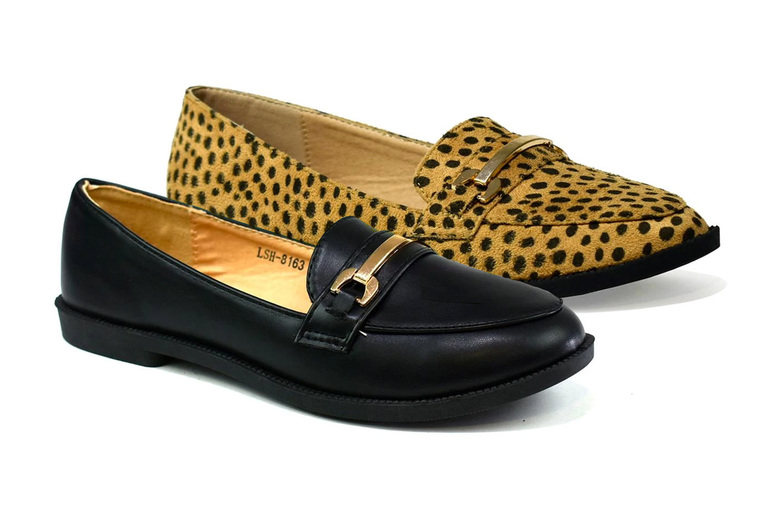 ?9.99 (from Shoe Fest) for a pair of Tilly loafers - choose from two colours