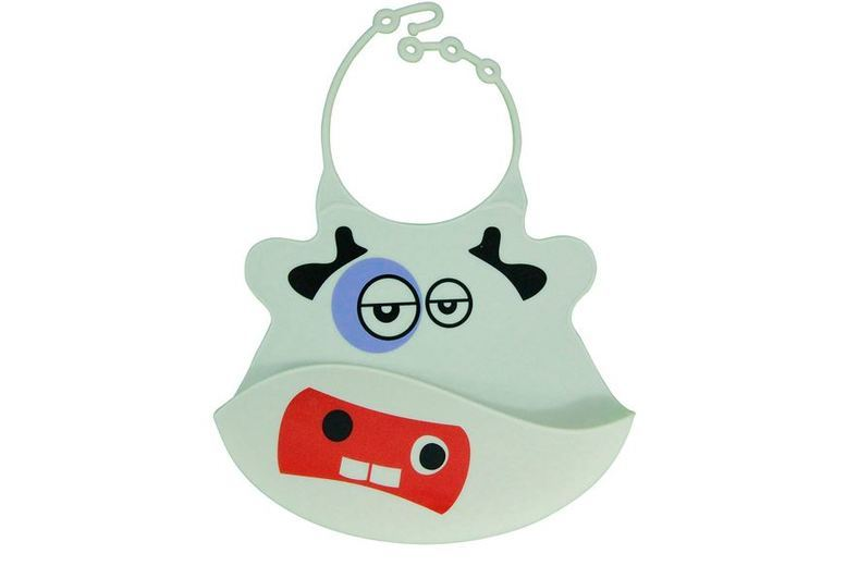 Image of From £4 for a cheeky animal baby bib - choose from five designs from London Exchain Store - save up to 60%