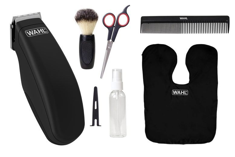 ?7.99 instead of ?13.78 (from Wahl) for a pocket pro cordless hair trimmer or ?11.99 for a six-piece hair cutting kit - save up to 40%