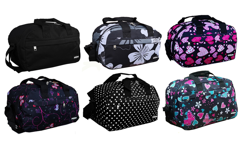 ?7.99 instead of ?39.99 (from Luggage Heaven) for a holdall bag - choose from six colours! - save 80%