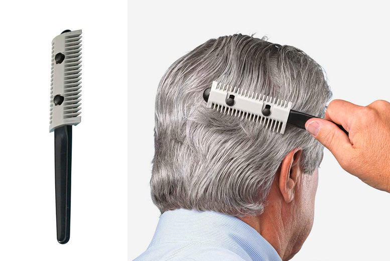 Image of £4.50 instead of £14.99 (from MaisonMaison) for a hair cutting comb - save 70%