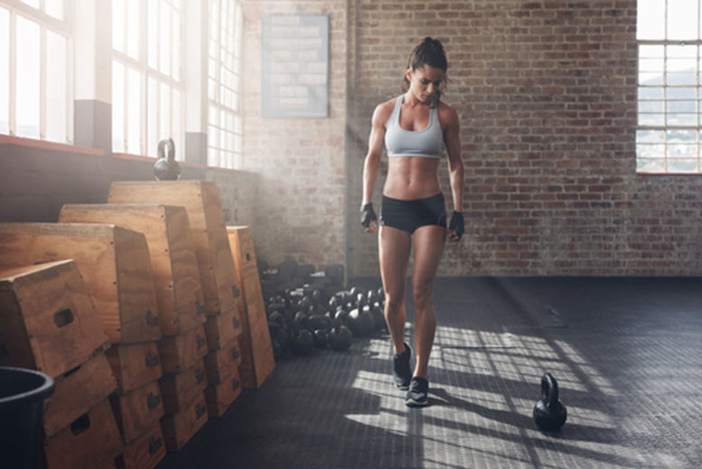 Image of £5 instead of £35 for a personalised four-week online fitness program including tailored workouts, videos, meal plans, recipes and more from Fitterclub - save 86%