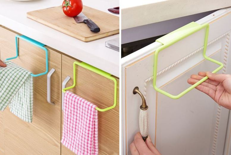 Image of From £5.99 for a tea towel rack - choose from four colours from Secretstorez - save up to 70%